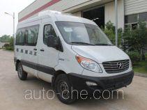 江淮牌HFC5037XDWEMDV型流动服务车
