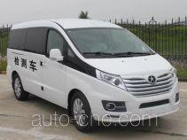 江淮牌HFC5038XJCLA4F型检测车