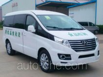 JAC HFC5038XJCLA4V inspection vehicle