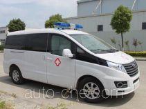 江淮牌HFC5038XJHLA4F型救护车