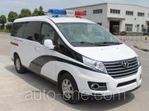 JAC HFC5038XQCLA4F prisoner transport vehicle