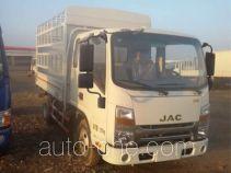 JAC HFC5040CCYP73K2B4 stake truck