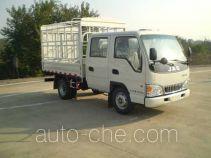 江淮牌HFC5040CCYR93K8B4型仓栅式运输车