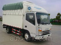 JAC HFC5040CPYP73K3B4 soft top box van truck