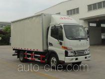 江淮牌HFC5040XJXVZ型检修车