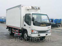 JAC HFC5040XLCKZ refrigerated truck