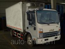 JAC HFC5040XLCP73K2C3Z refrigerated truck