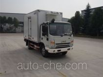 JAC HFC5041XLCP73K2C3-1 refrigerated truck