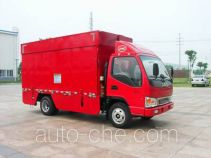 JAC HFC5040XWTK2T mobile stage van truck