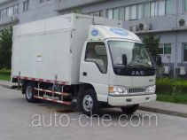 江淮牌HFC5040XWTKZ型舞台车
