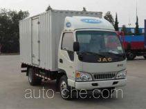 JAC HFC5040XXYP83K2B4 box van truck