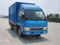 JAC HFC5040XXYP83K3B4 box van truck