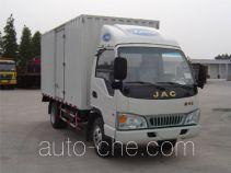 JAC HFC5040XXYP93K2B4 box van truck