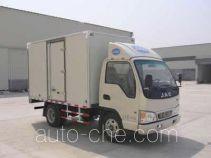 JAC HFC5040XXYP93K7B4 box van truck