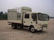 JAC HFC5041CCYR73K1C3V грузовик с решетчатым тент-каркасом