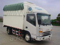 JAC HFC5041CPYP73K2C3 soft top box van truck