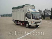 JAC HFC5041CPYP93K5C2 soft top box van truck