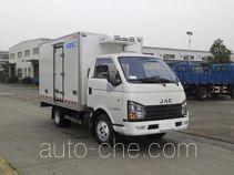 JAC HFC5041XLCPV3K2C2V refrigerated truck