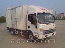 江淮牌HFC5041XXYP73K2C3V型厢式运输车