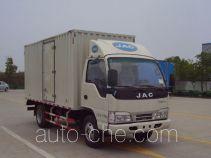 JAC HFC5041XXYP92K3C2 box van truck