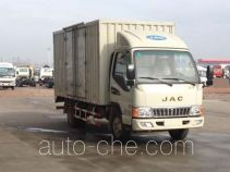 JAC HFC2041XXYP93K1C2 cross-country box van truck
