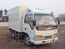 JAC HFC5042XXYP93K4B3 box van truck