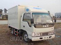 JAC HFC5042XXYP93K6B3 box van truck