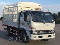 江淮牌HFC5043CCYP91K4C2V型仓栅式运输车