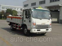 江淮牌HFC5080TQPVZ型气瓶运输车