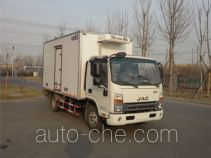 JAC HFC5043XLCP71K1C2V refrigerated truck