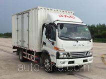 江淮牌HFC5043XXYP91K4C2V型厢式运输车