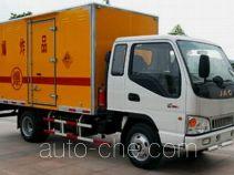 JAC HFC5045XQYK9R1T explosives transport truck