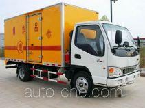JAC HFC5045XQYK9T explosives transport truck