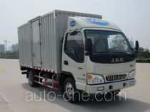 JAC HFC5045XXYPD92E1C2 box van truck