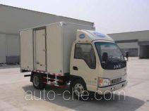 JAC HFC5046XXYP93K3B4 box van truck