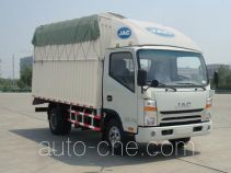 JAC HFC5048CPYP71K1C2-1 soft top box van truck
