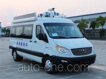 江淮牌HFC5049XDWKMV型流动服务车