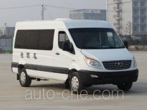 JAC HFC5049XJCKMDF inspection vehicle