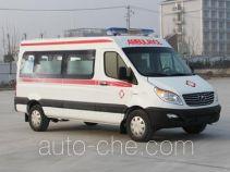 江淮牌HFC5049XJHKMDF型救护车