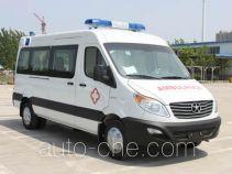 江淮牌HFC5049XJHKMV型救护车