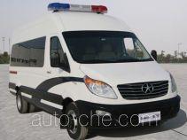 JAC HFC5049XKCKHF investigation team car