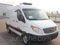 江淮牌HFC5049XLCEVH型纯电动冷藏车