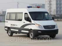 JAC HFC5049XQCKMDF prisoner transport vehicle