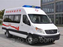 江淮牌HFC5049XXZKH型巡回医疗车