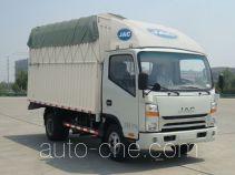 JAC HFC5056CPYP71K1C6 soft top box van truck