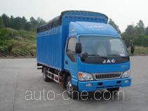 JAC HFC5056CPYP91K2C5 soft top box van truck