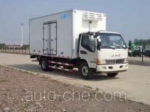 JAC HFC5056XLCP91K1C6V refrigerated truck