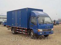 江淮牌HFC5056XXYP91K1C6V型厢式运输车