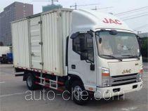JAC HFC5060XXYP71K1C2V box van truck