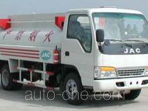 JAC HFC5052GJY fuel tank truck